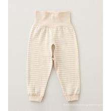 100% coton Nature Color Baby Pants, vêtements pour bébés