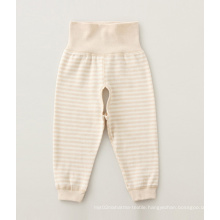 100% Cotton Nature Color Baby Pants, Baby Clothing