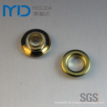 Arten von Metallösen von Bekleidungszubehör