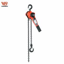 constructionmanual lever chain hoist