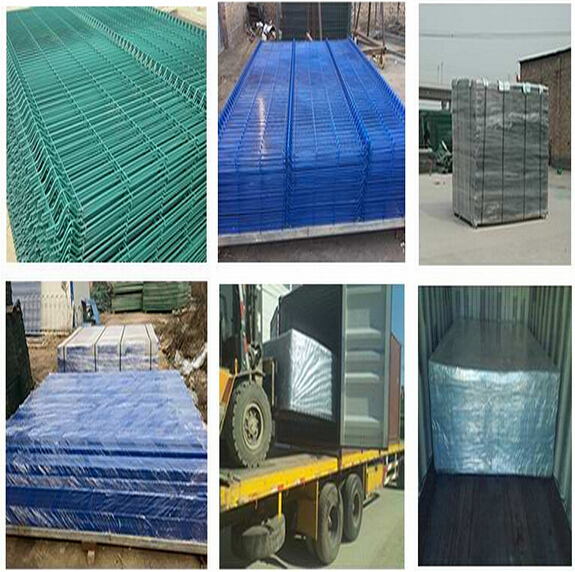 3D Welded Wire Mesh Fence Panel