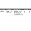 EMBRAYAGE DE VENTILATEUR DE REFROIDISSEMENT AUTOMATIQUE POUR BMW7 / E65 BEHR: 8MV376733021