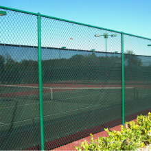 OEM Small Hole opening Mesh Chain Link Fence