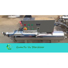 Limpieza de manos Ultravioleta Filtro Esterilizador de agua UV Purificador de agua de tratamiento