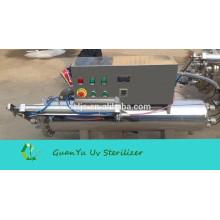 Limpeza de mãos Ultravioleta Filtro Esterilizador de Água UV Purificador de água tratamento