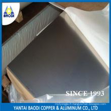 Feuille/bobine d'aluminium dans divers alliages et tailles avec un prix raisonnable