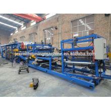 Linha de produção de painéis compostos de alumínio, linha de produção de painéis sanduíche EPS