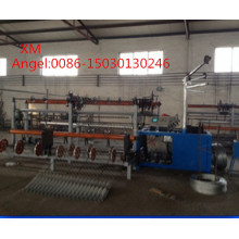 Gigh Speed Fully Automatic Chain Link Fence Machine