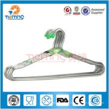 Suspensión / percha durable de la suspensión / de capa del acero inoxidable del producto de la promoción