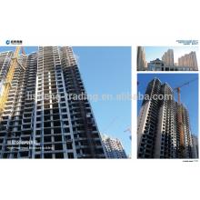 Stahl vorgefertigte Lagerhäuser, moderne Design-Wohnung Luxus-Villa