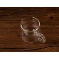 Heat Resistance Glass Tea Divider Mini Tea Pot
