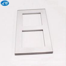 Custom cnc aluminum bumper case for smart Furniture with polishing chamfer