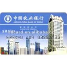 Credit Card Size ATM Card