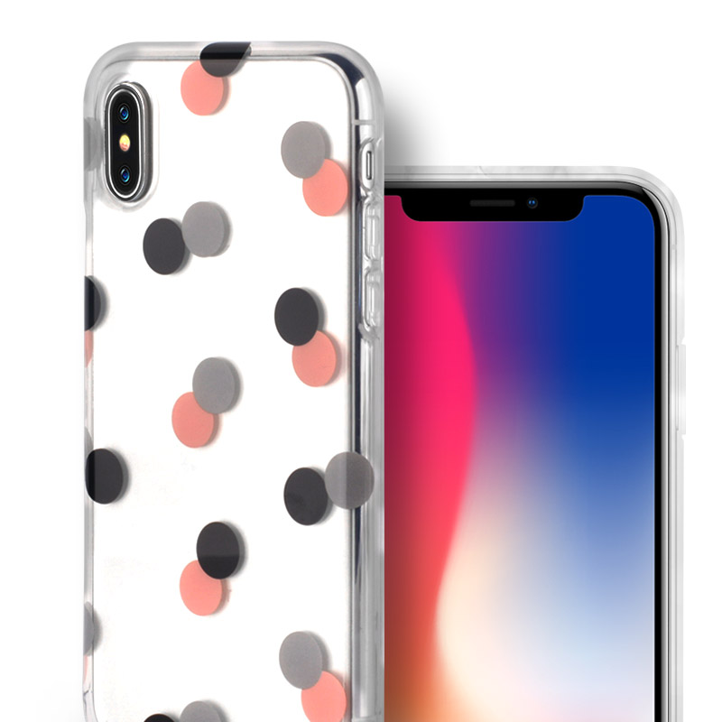 Transparent Apple Iphone x Holder