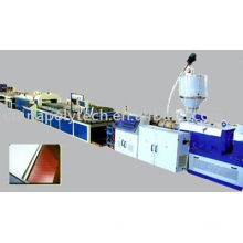 PVC/PP/PE/PMMA/ABS Plate/Sheet extrusion machine