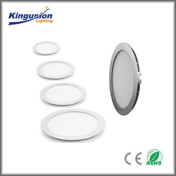 CE GS TUV LED Residential Lighting Led Round Panel Light Series 255LM 3w Ra70-80