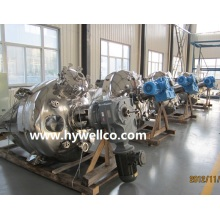 Plant Extract Single Cone Dryer