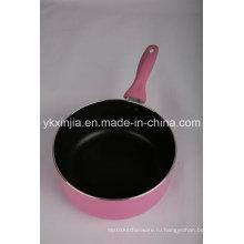 Кухонная посуда Алюминиевая антипригарная кастрюля с молоком Посуда для кастрюль