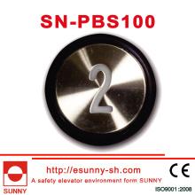30mm Druckknopf für Otis (SN-PBS101)