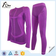 Sous-vêtements sexy OEM Femmes Base Layer Sportswear