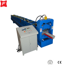 Round Square Rain Gutter Roll Forming Machine