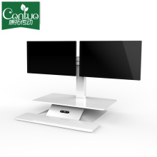 Stand Up Lifting motorisé Bureau Desk Shopping en ligne