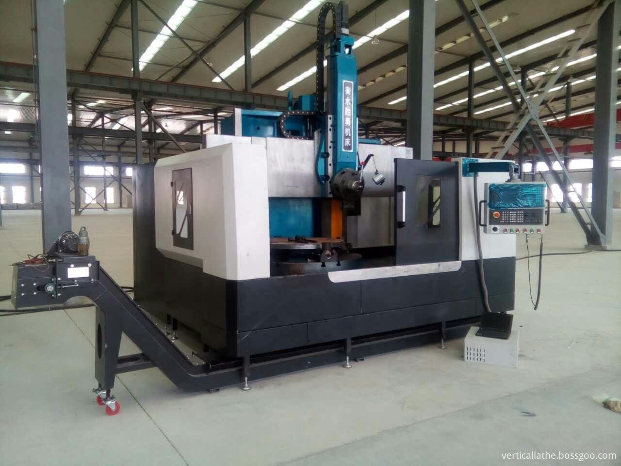 CNC VTL equipment