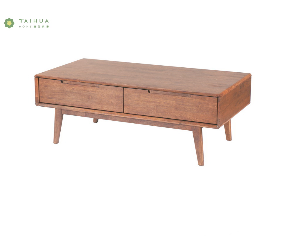 Living Room Wood TV Stand