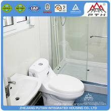 China credible supplier low cost toilet container house