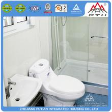 Китай надежный поставщик дешевый туалет контейнерный дом