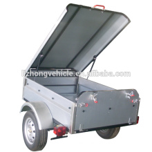 China wholesale box trailer,utility trailer,galvanized utility trailer