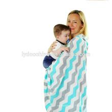 модный ребенок Муслин пеленать одеяло ребенка обертывание органических
