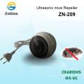 Zolition ultrasonique pistolet électronique parasite insectes nuisibles souris de cafards rongeur repeller électromagnétique ZN-206