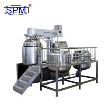 ZJR Vacuum Emulsifying Mixing Machine For Pharmaceutical