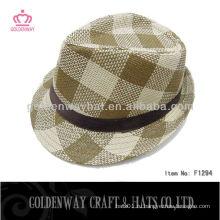 Мужская мода Fedora Hat