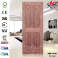 MDF Wood Natural Bubingga Popular Door Sheet