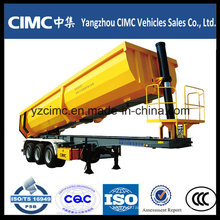 Cimc Rear Dump Semi-Trailer