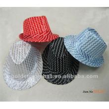 Chapeau de fedora bon marché chapeau de soleil de bébé
