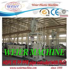 CE, ISO Professinal Plastic Extruder Machinery / Plastic Machine