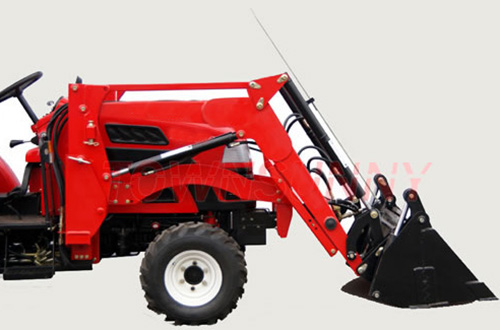 Tractor Wheel Front End Loader