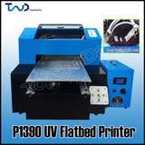 5760X1440DPI high resolution Digital UV flatbed printer