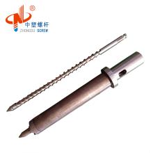 Factory Bimetallic Screw Barrel For Nessei Injection Machine