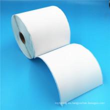 precio de fábrica al por mayor 3 capas media hoja de etiqueta de envío