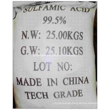 High Quality Sulfamic Acid /Powder Sulfamic Acid /Sulfamic Acid 99.5%