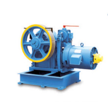 Professional design electric elevator geared motor