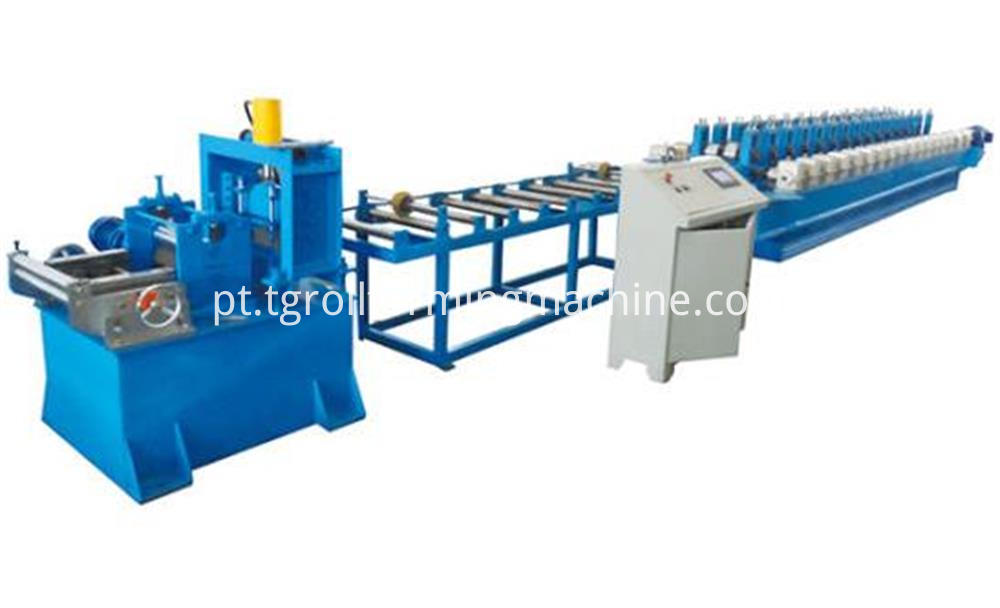 Frame Roll Forming Machine