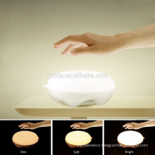 hot selling 2017 amazon IPUDA led night light with smart gesture control infinite dimmable brightness