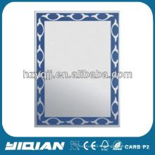 Стеклянная стенная ванна Зеркало Дизайн Китай Ванная комната Современное зеркало Дешевые