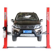 TFAUTENF TF-B45 hydraulic two post car lift for 4.5 tons lifting capacity