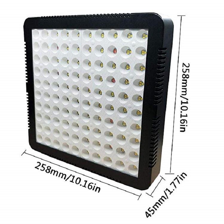 led grow light panel